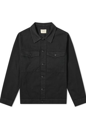 Nudie Jeans Men Casual - Nudie Colin Utility Overshirt