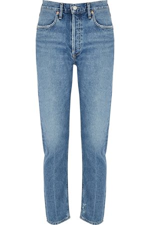 AGOLDE Jamie slim-leg jeans