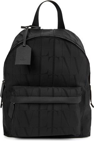 VALENTINO Men Rucksacks - Garavani VLTN nylon backpack