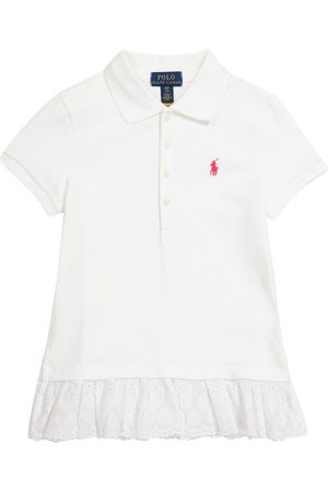 Ralph Lauren Logo stretch-cotton piqué polo shirt