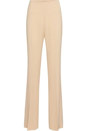PETAR PETROV Women Wide Leg Pants - Paloma high-rise wool pants
