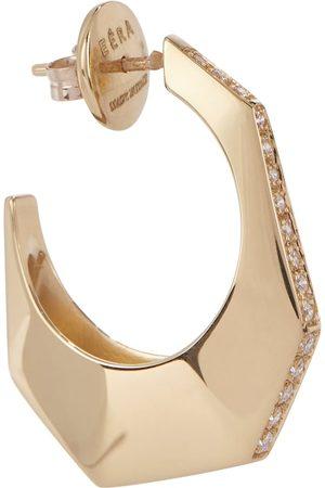 EÉRA Sabrina 18kt yellow single earring with diamonds