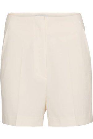 Nanushka Women Shorts - Daira high-rise cady shorts