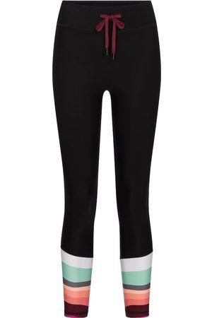 The Upside Women Leggings - Sunset high-rise leggings