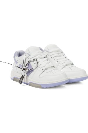 OFF-WHITE Exclusive to Mytheresa – Out of Office leather sneakers
