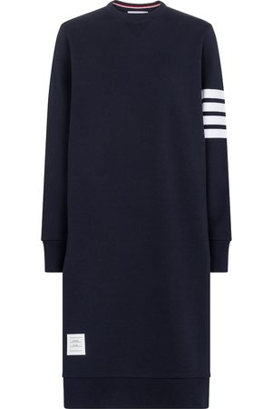 Thom Browne Cotton sweatshirt dress