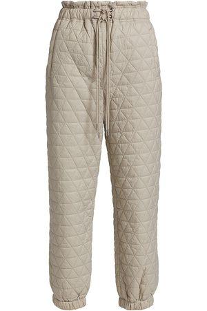 Gestuz Women Sweatpants - Women's Nille High-Rise Pants - Pure Cashmere - Size 4