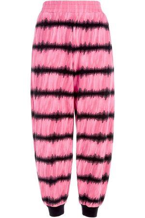 ALICE+OLIVIA Women Tracksuits - Women's Malibu Baggy Joggers - Washed Tie Dye - Size Small