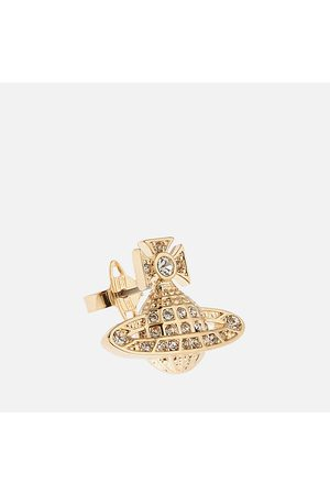 Vivienne Westwood Women's Minnie Bas Relief Earrings