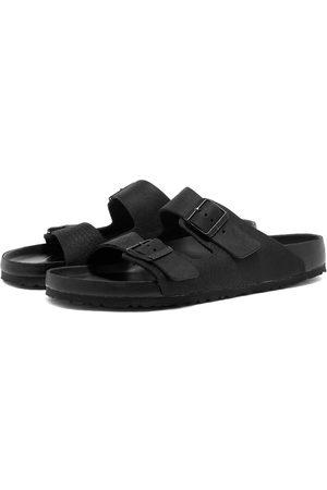 Birkenstock Men Flat Shoes - Arizona