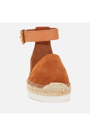 See by Chloé Women's Glyn Leather Espadrilles