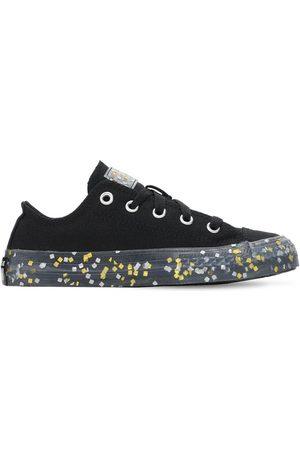 Converse Chuck Taylor Sneakers W/ Glitter