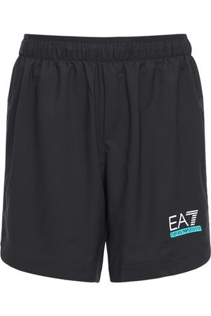 EA7 2in1 Ventus 7 Tech Running Shorts