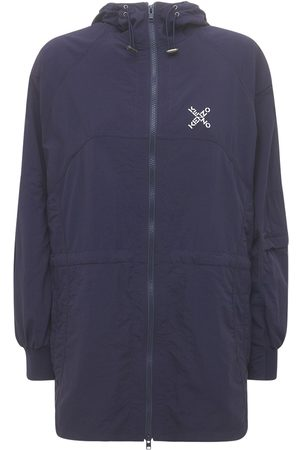 Kenzo Lightweight Tech Hooded Parka
