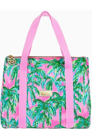 Lilly Pulitzer Women Tote Bags - Lunch Cooler Tote