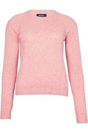 A.P.C. Women Sweatshirts - Axelle sweater