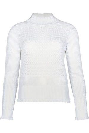Patou Women Sweatshirts - Crochet knit effect sweater