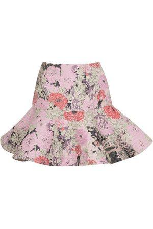 Patou 3D mini skirt