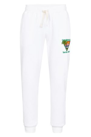 Casablanca Men Sweatpants - Tennis Club Icon track pants