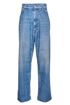 Balenciaga Men Jeans - Baggy jeans