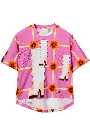 Loewe Women Short Sleeve - Print T-shirt