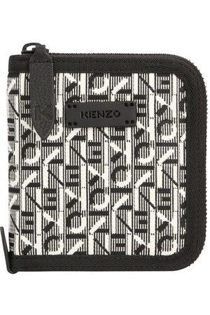 Kenzo Men Wallets - Small zip wallet
