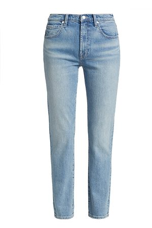 7 for all Mankind Women's Peggi High-Rise Skinny Leg Jeans - Ventana - Size Denim: 34