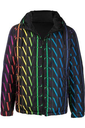 VALENTINO VLTN Times reversible down jacket