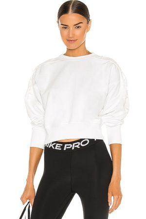Nike Thermal Fleece Crop Sweatshirt in .