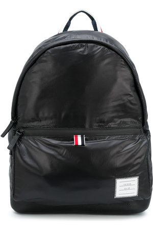 Thom Browne Men Rucksacks - Oversized ripstop backpack