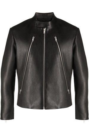 Maison Margiela Zip-detail biker jacket