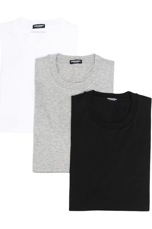 Dsquared2 Round neck short-sleeved T-shirt