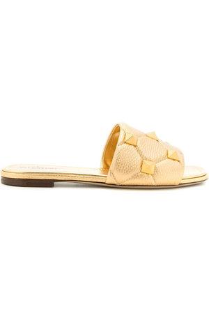 Valentino Garavani Rockstud mule sandals