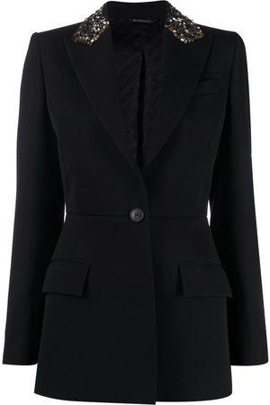 Givenchy Sequin embellished blazer jacket