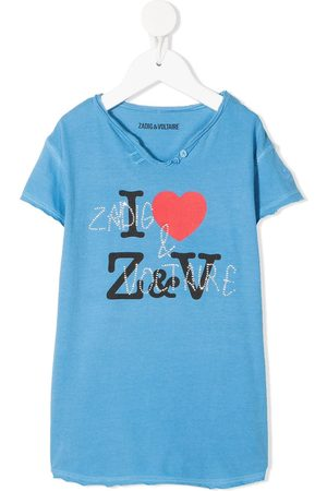 Zadig & Voltaire Logo-print short-sleeved T-shirt
