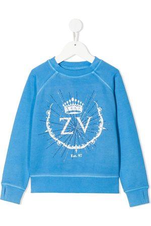 Zadig & Voltaire Logo-printed sweatshirt