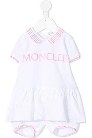Moncler MONCLER logo front set