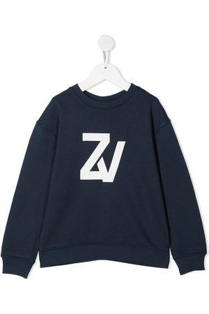 Zadig & Voltaire Logo-print sweatshirt