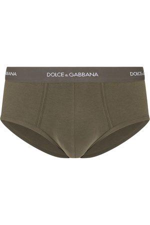 Dolce & Gabbana Logo-waistband briefs