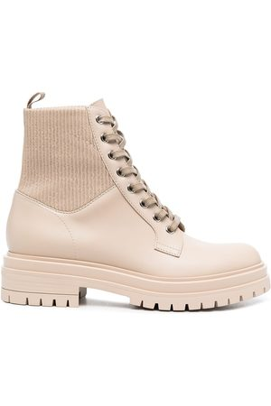Gianvito Rossi Martis ankle boots - Neutrals