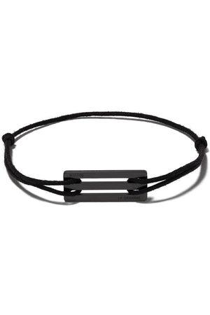 Le Gramme Bracelets - Ceramic cord bracelet