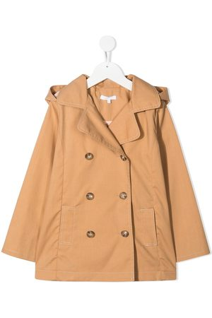 Chloé Double-breasted trench coat