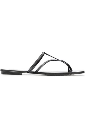 Pedro Garcia Estee crystal embellished sandals
