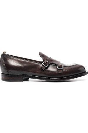 Officine creative Ivy classic monk shoes