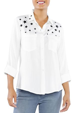 Billy The Kid I Wish Star Print Shirt