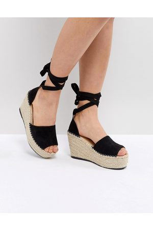 Raid Brigid Espadrille Wedge Sandals