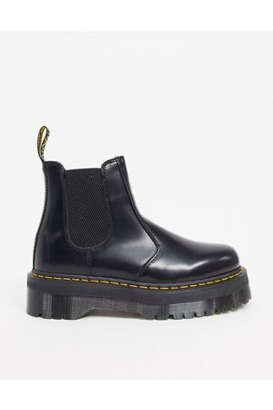 Dr. Martens 2976 quad platform Chelsea boots