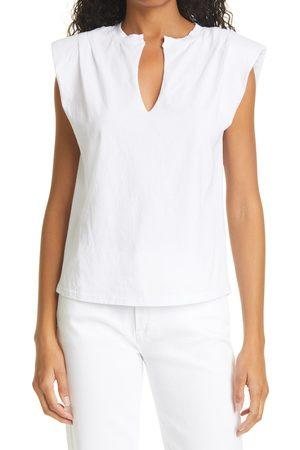 Frame Women's Shoulder Pad T-Shirt
