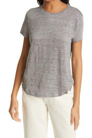 Frame Women's Easy True Linen T-Shirt