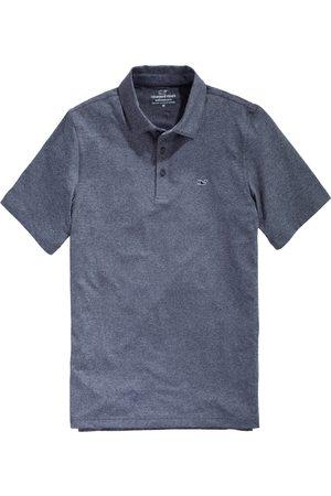 vineyard vines Men Polo Shirts - Men's Destin Stripe Sankaty Performance Polo